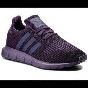 Adidas Swift Run Color Purple New